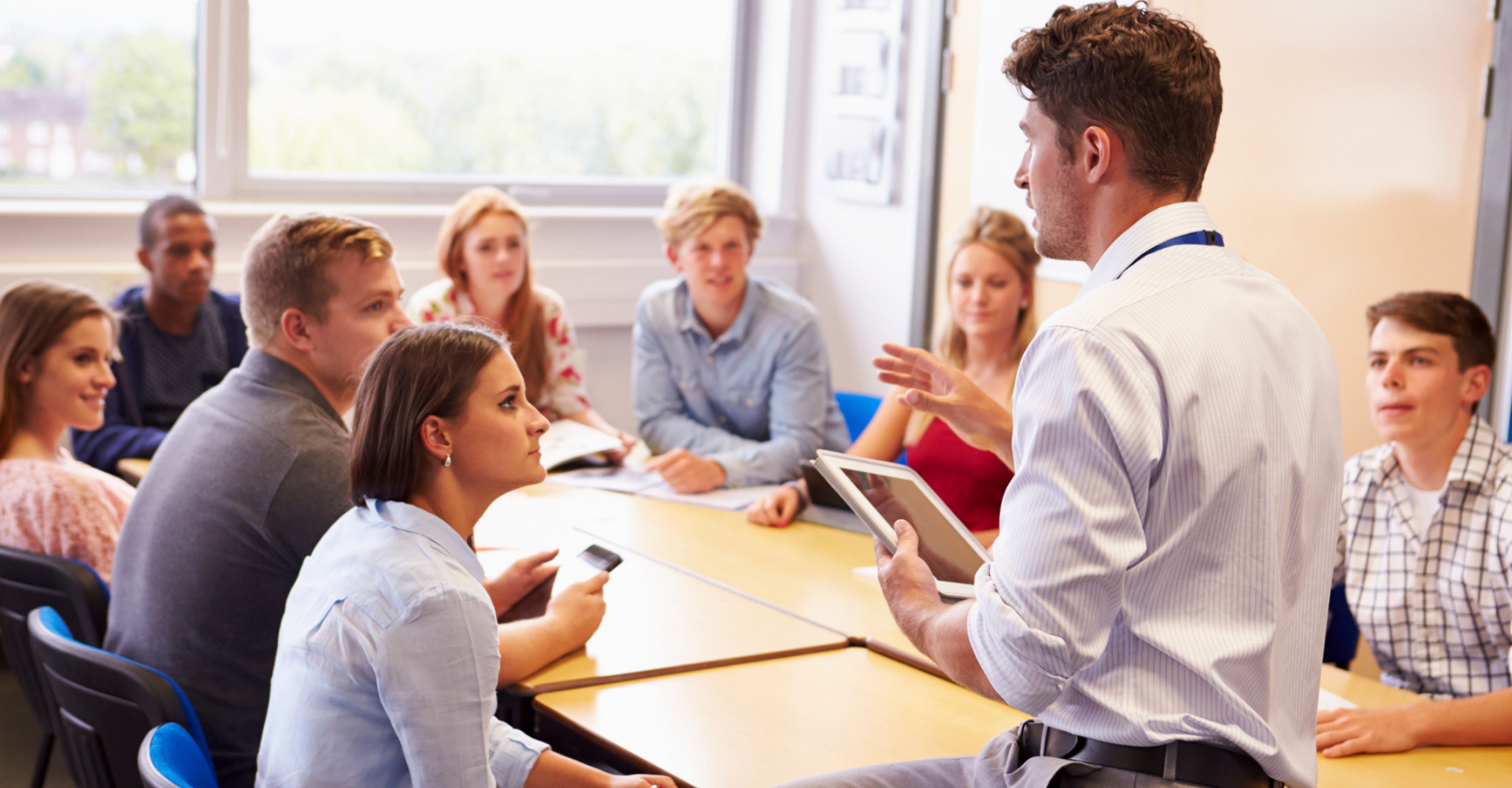 Establishing Rapport: Personal Interaction and Learning